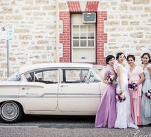 Bridal Party by I Heart Weddings