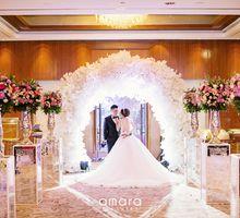 Jakarta Wedding - Alex & Careen by Team by Amara Pictures