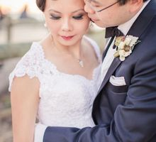 Happy Couple by I Heart Weddings