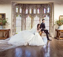 Bobby and Ruth concertlike wedding and dreamy Prewedding by Wong Hang Distinguished Tailor