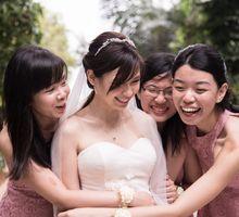 Adrian & Elysha - Wedding Day by A Merry Moment