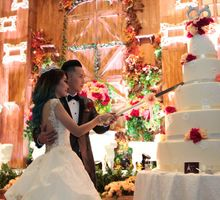 Wedding of  Alvin and Ani by Ohana Enterprise
