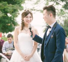 Su Ann Big Day by Cocoon makeup and hair
