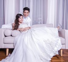 TPASG Bridal Photoshoot by Sylvia Koh Makeup and Hairstyling