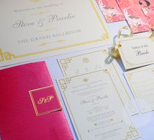 Invitation and Stationery by Spellbound by Spellbound Weddings