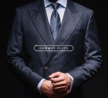 WORK THE LINES by Common Suits