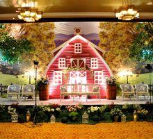 Classic village theme decor by Lily Florist & Decoration
