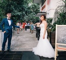 Elaine & You Jie by Shane Chua Photography