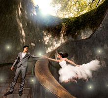YX & Ning Pre-Wedding by Kentoz Photography