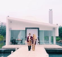Wedding Of Melissa & Rizky by Thepotomoto Photography