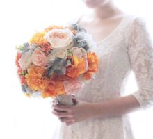 Orange and Sweet by Cup Of Love Design Studio