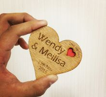 Invitation Wendy & Meilisa by WooDesign.id