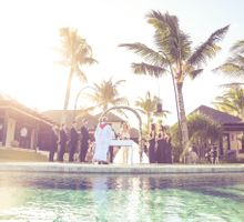 Nikki & Dane by THE UNGASAN CLIFFTOP RESORT BALI