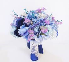 Royal Blue by Cup Of Love Design Studio