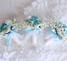 Vintage Petite Bridesmaid flower by Cup Of Love Design Studio