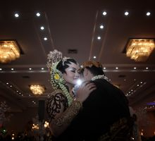 Tike dan Dimo Wedding Day by Magda Salon & Wedding Package
