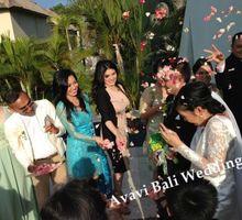 The Wedding of Rex and Eunike by AVAVI BALI WEDDINGS