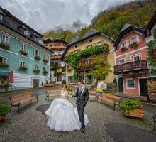 Hallstatt Prewedding by Acapella Photography
