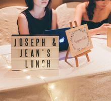 Joseph & Jean || Wedding by Hotel Jen Tanglin, Singapore