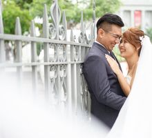 Navin & Jaslyn pre wedding shoot by The Style Atelier Singapore