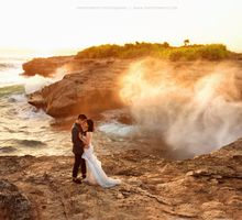 Prewedding Emma & Bagus by Thepotomoto Photography