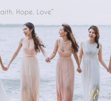 Bridesmaids Styled shoot by Styled Story