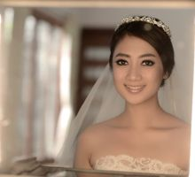 Wedding Makeup Nico & Tina by Lala Lim makeup artist