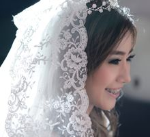 Wedding Makeup In Bali by Lala Lim makeup artist