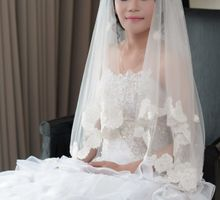 Wedding makeup by Lala Lim makeup artist