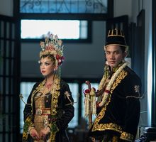 Traditional Wedding by Magda Salon & Wedding Package