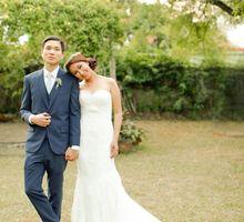Pao & Ai Wedding by Team Benitez Photo