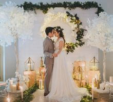 A Modern Whimsical Wedding - Styled shoot by DIVINE COUTURE