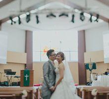 Wedding of Derek & Fiona by Rosette Designs & Co