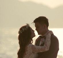 Beach Wedding // Penang // Signature Film by Filming Art Cinematography