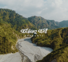 The Mt Pinatubo Engagement Session by Wishing Well