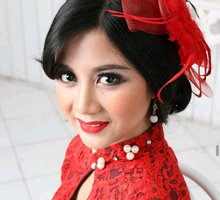 The Story of  Two Claudia by Yuliana Makeup Atelier