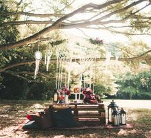 Boho Romance in the Woods by Airin Lee Professional Hair and Make Up