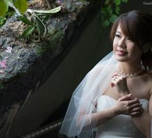 Singapore Pre-wedding Photography by Gardens by the Bay