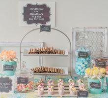 Basic Candy Bar by The Lair Weddings Candy Bar