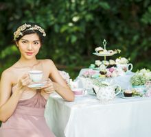 A Tea Party Affair by Ling's Palette