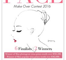 Make Over Contest 2016 by Kres Bridal Connoisseur