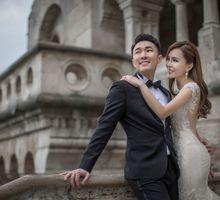 Overseas Prewedding Collections by Joe Teng by Acapella Photography