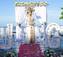 Jibrilia & Giaza Wedding by Bali Berdua Wedding