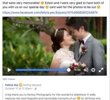 Reviews and Feedback by Kentoz Photography