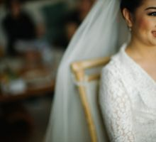 An Intimate Wedding of Arthur & Priska by PYARA