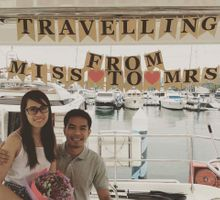 George And Ana Proposal Day! by EPeak Event Solutions