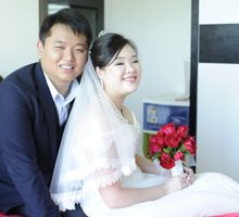 Blissful Marriage To Mark And Christina by EPeak Event Solutions