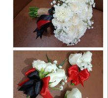 Beauty In White. by nanami florist