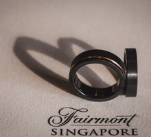 Actual Wedding Day by Fairmont Singapore & Swissôtel The Stamford