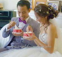 Wedding + Church + Photoshoot by Angel Chua Deaf Makeup